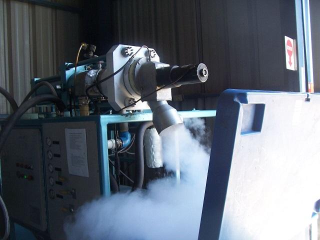 Aplicación de hielo seco busca revolucionar la industria vitivinícola