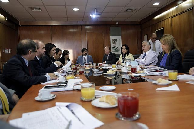 Consejo de Ministros se reúne para conocer avance en Planes de Grandes y Pequeños Embalses