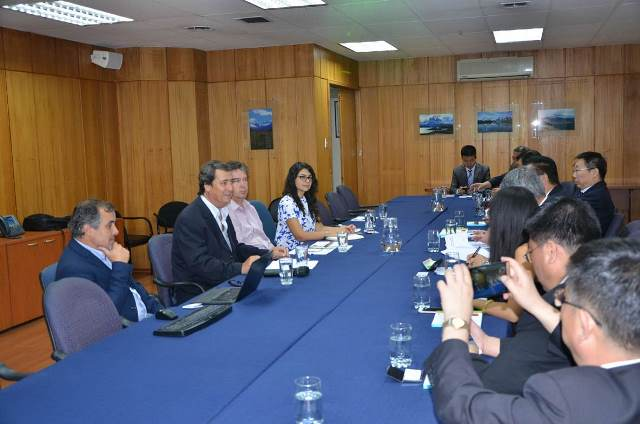Colaboración estratégica con China en investigación frutícola