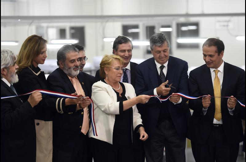 Inauguran inspección fitosanitaria más grande y moderna de Sudamérica en Chile