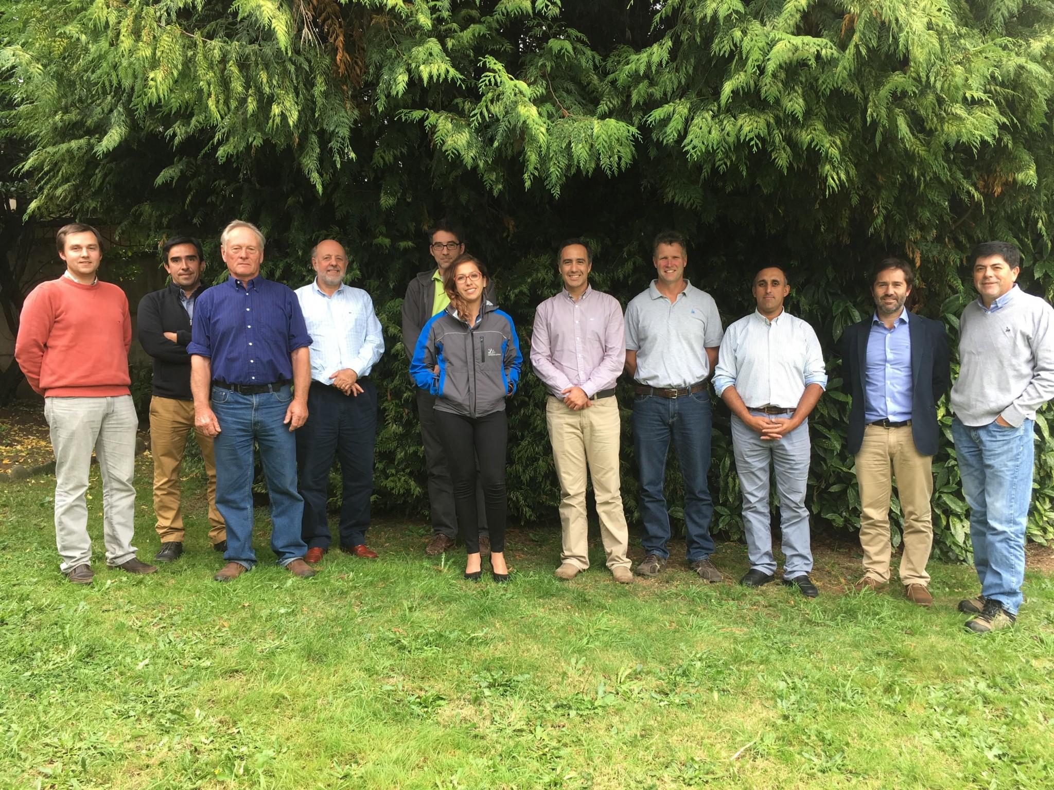 Nuevo Grupo de Predios Faro del Consorcio Lechero