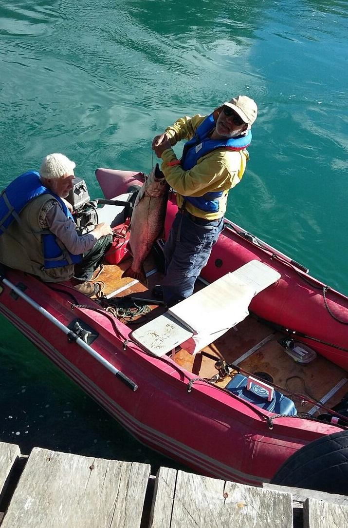 A la pesca de buenos momentos - Gabino Reginato