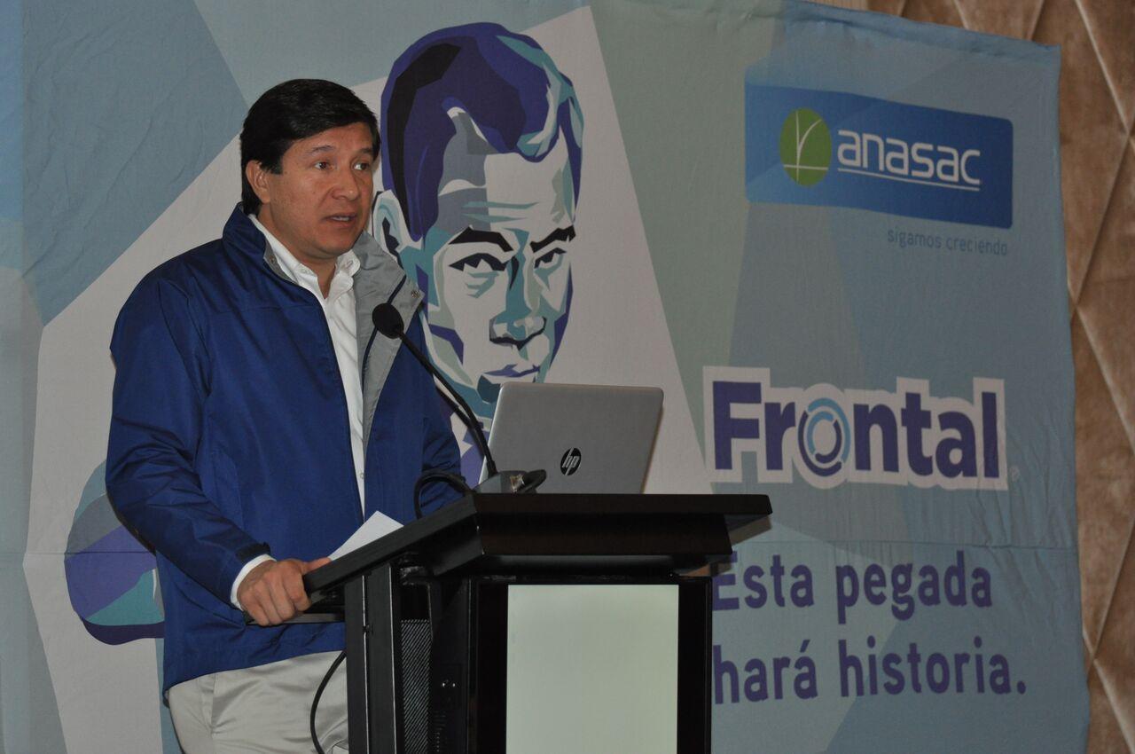Anasac presentó nuevo fungicida Frontal