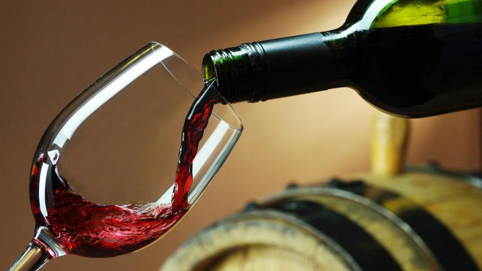 Producción de vinos 2017 descendió un 6,4%