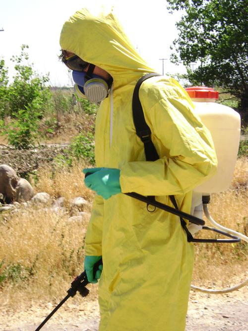 ¿Cuáles son los aspectos relevantes en la aplicación de los fitosanitarios?
