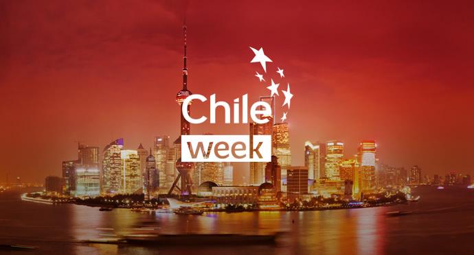 Comienza Chile Week China 2017
