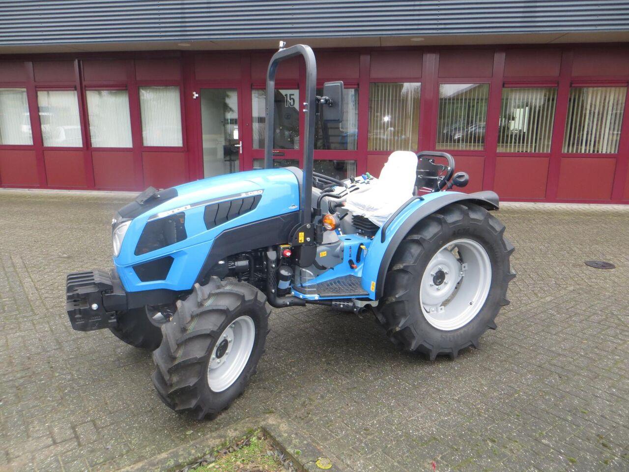 Nuevo tractor Landini: Moderno, ágil y compacto