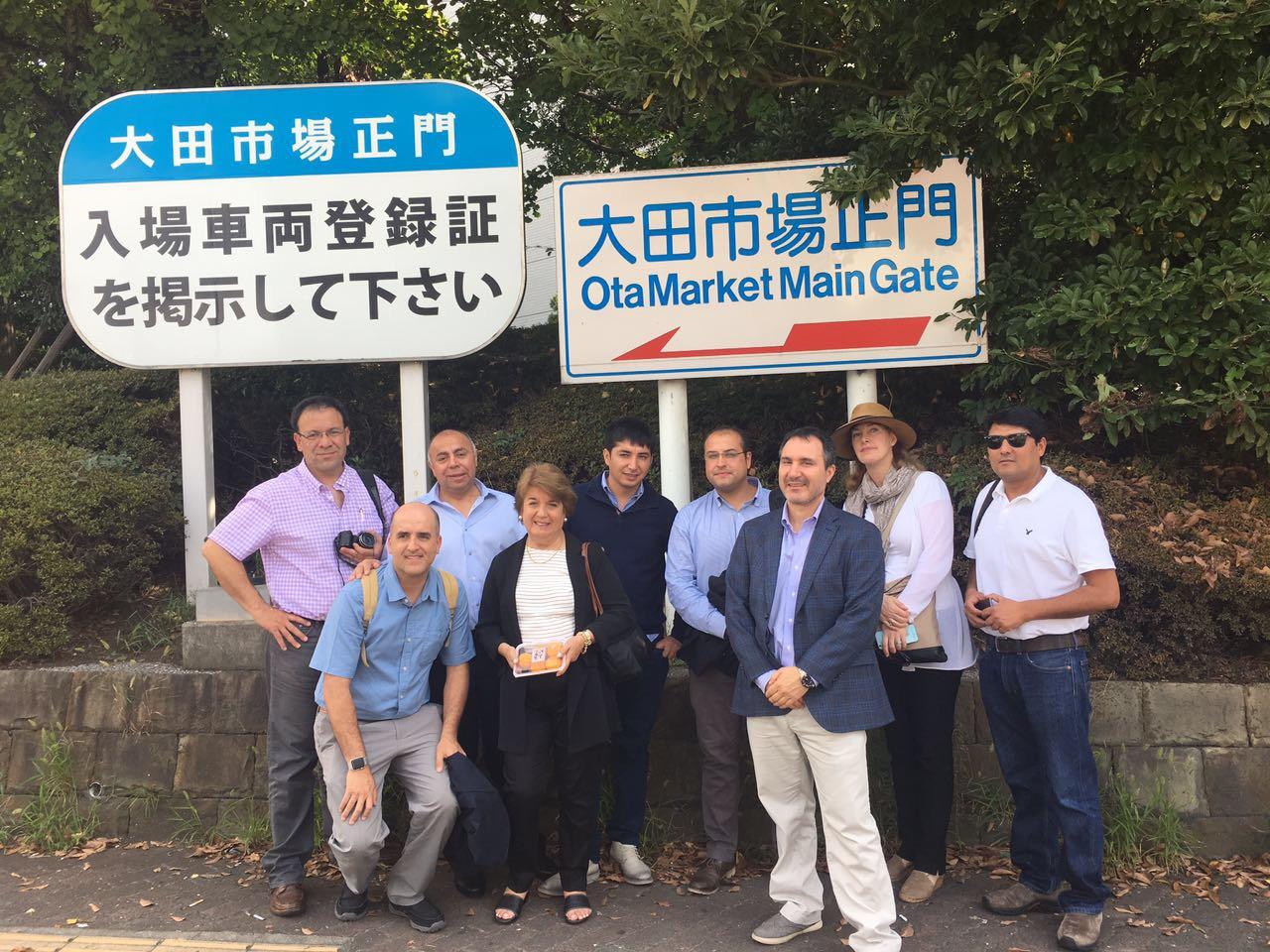 SAN realiza gira comercial a Japón y Corea del Sur