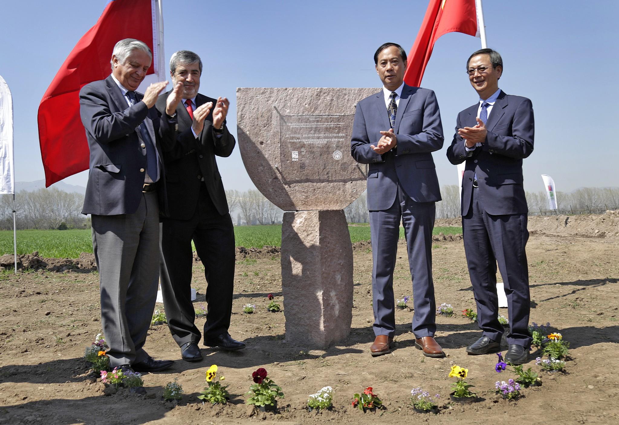 Chile y China unidos en la primera granja demostrativa de hortalizas