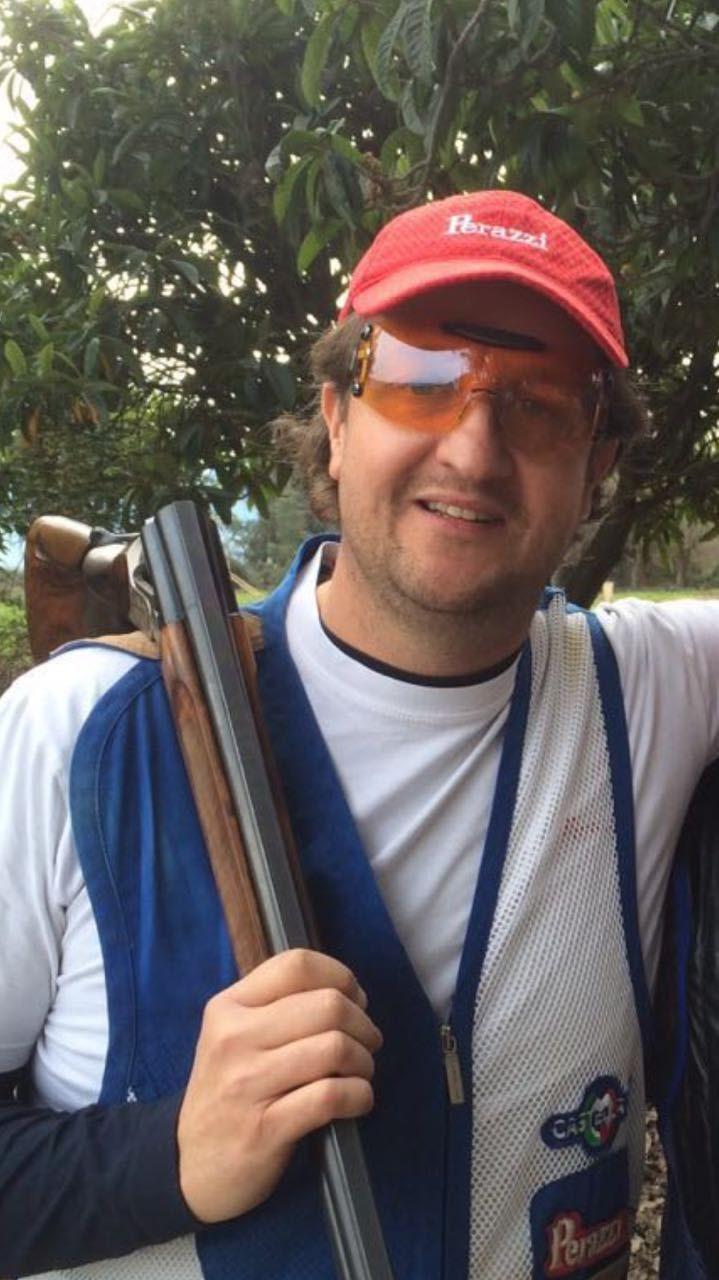 Con puntería desde cabro - Alejandro Bachmann