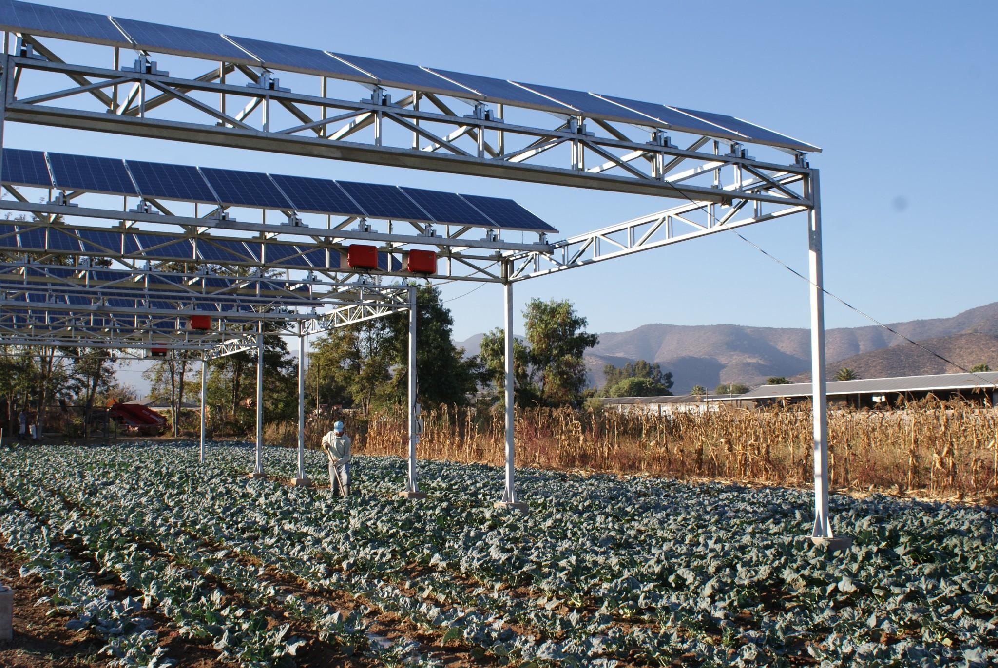 Energía solar en el agro ¿Una solución real?