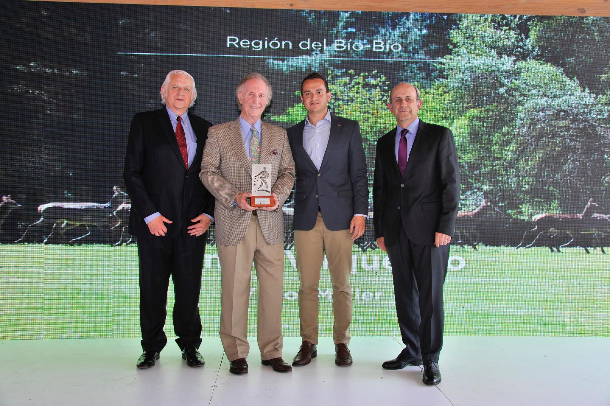 ANASAC realizó premiación del Campo del año