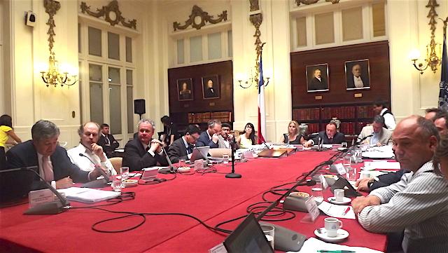 ASOEX expuso ante Comisión de Agricultura del Senado