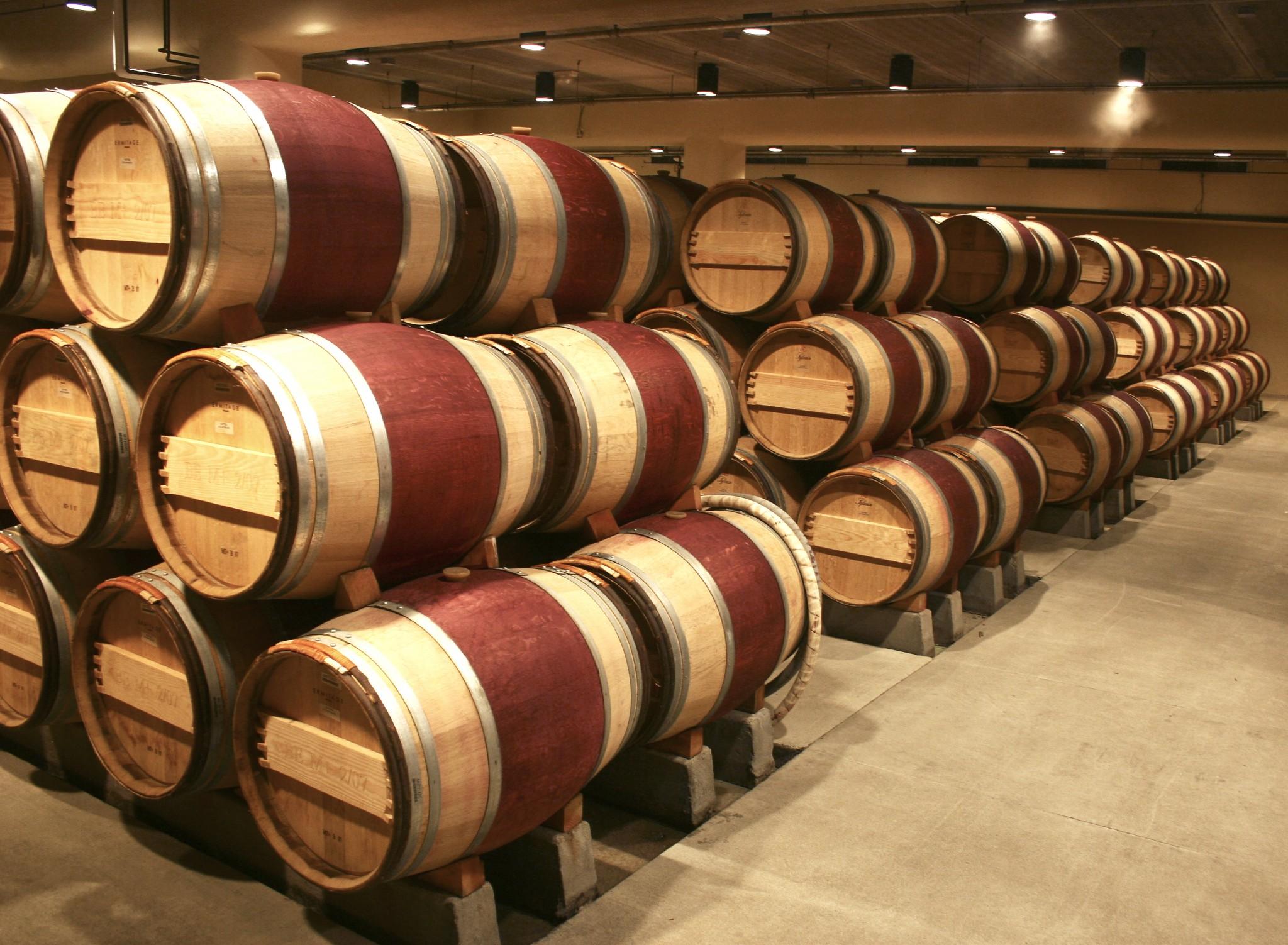 Nuevas maderas para vinos