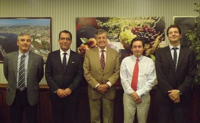 Avanzan las negociaciones para el ingreso de las peras chilenas al mercado Chino
