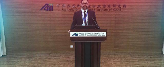 Presentan Centro Chile-China R&D en Simposio Ciencia y Agricultura