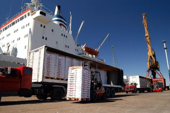 Chile ha exportado más de 854 mil toneladas de frutas frescas esta temporada