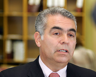 Alfonso Vargas Lyng asumirá como Subsecretario de Agricultura