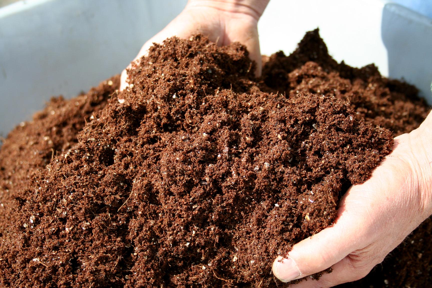 Una nariz electrónica para determinar la madurez del compost