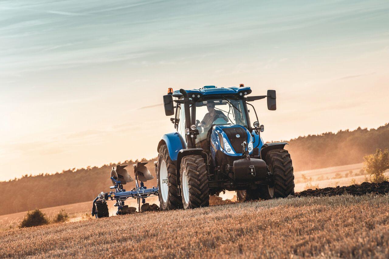 New Holland T6.175 Dynamic Commandtm logra el premio Machine of the year 2018 en la categoría de media potencia en Agritechnica