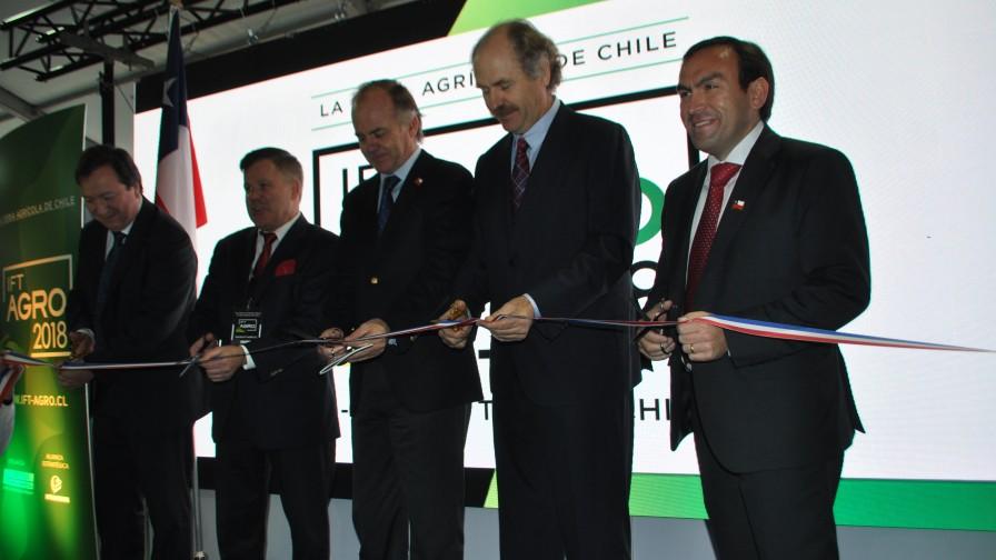 El Ministro de Agricultura inauguró IFTAGRO 2018