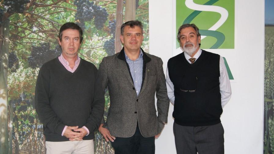 Asume nuevo Director Regional de INIA La Platina