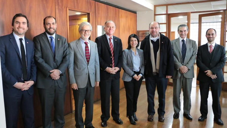 Se constituyó el Consejo de Ministro de la Comisión Nacional de Riego