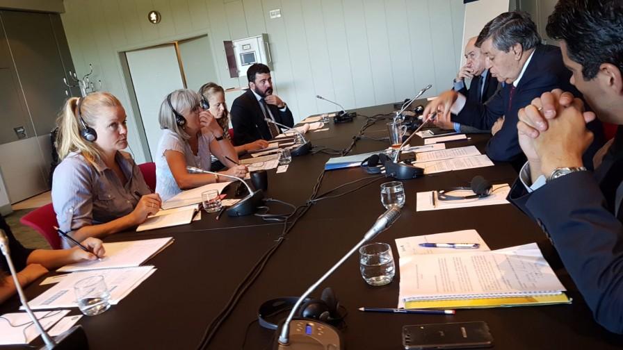 Exportadores de palta viajan a Europa para enfrentar acusaciones en Petorca