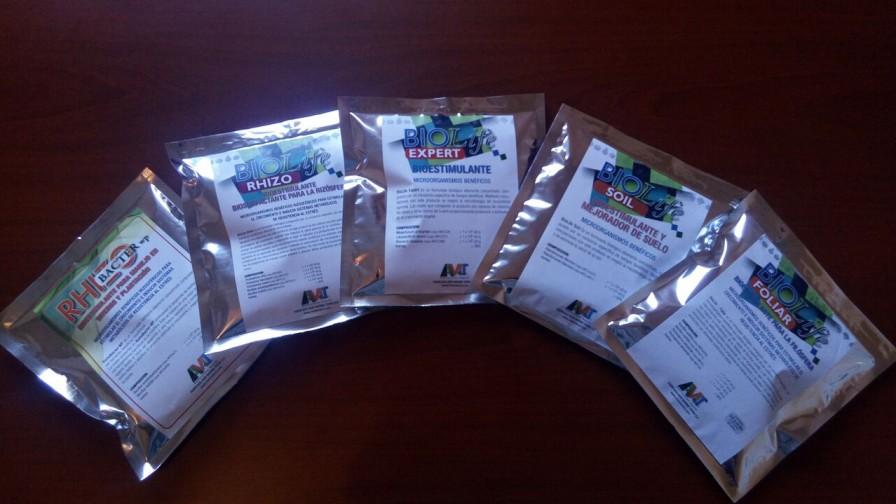 AGRI MARINE TERRA presentó nueva línea de productos biológicos