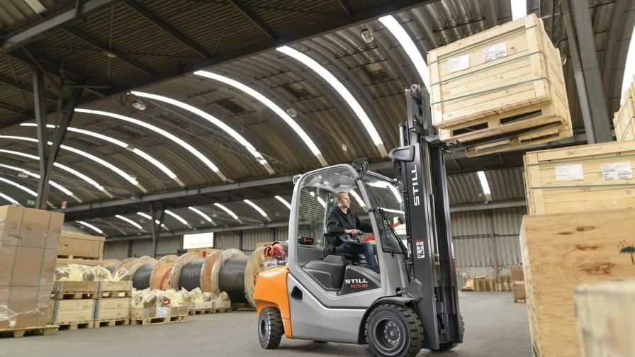 DERCOMAQ  anuncia una revolución tecnológica en el trasporte de carga con la STILL  RX70