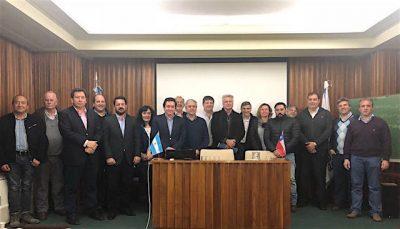 Alianza fitosanitaria y de asociatividad  entre Chile y Argentina