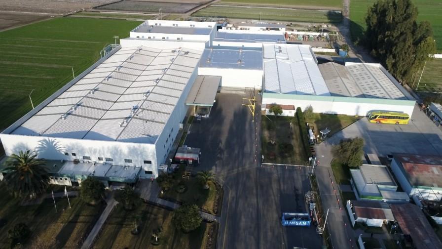 Bayer Crop Science inaugura importante planta en Viluco