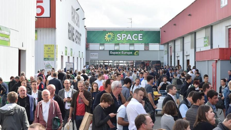 Space 2018: Innovación para la ganadería de Francia y el mundo