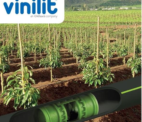 Vinilit cumple 40 años y los celebra con su línea Dline Plus
