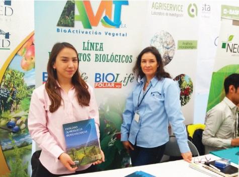 Agrimarine Terra y AMT estuvieron presentes en feria tecnológica de control biológico del INIA