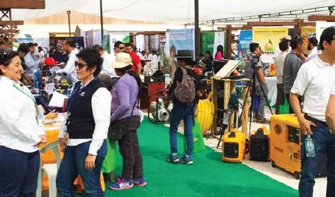 Proceed International mostró sus productos biológicos en Expo Azapa 2018