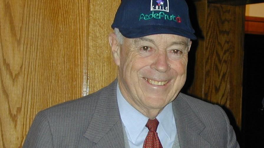 Fallece Alfredo Concha Yrarrazabal, dirigente fundador de Fedefruta