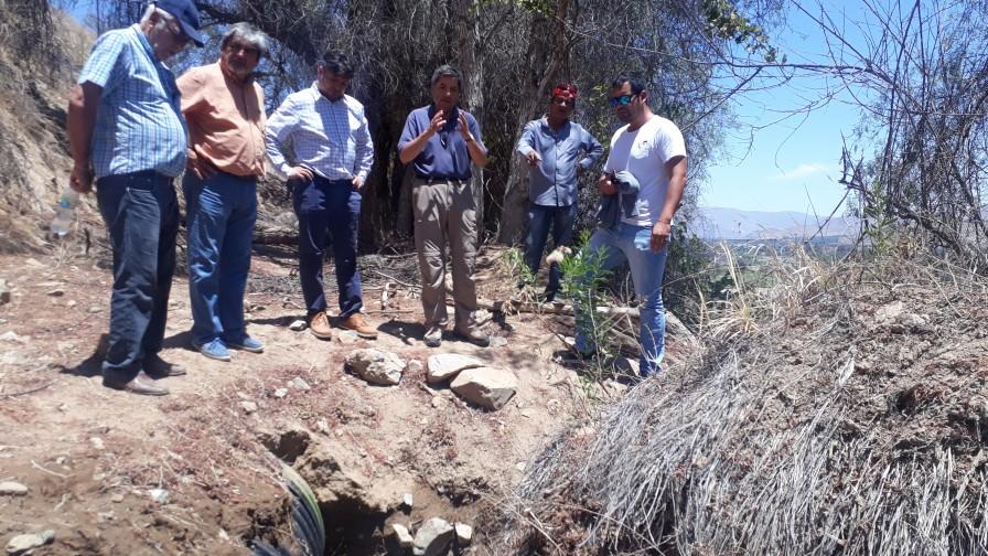 Infraestructura agrícola del norte presenta daños menores tras sismo en Coquimbo