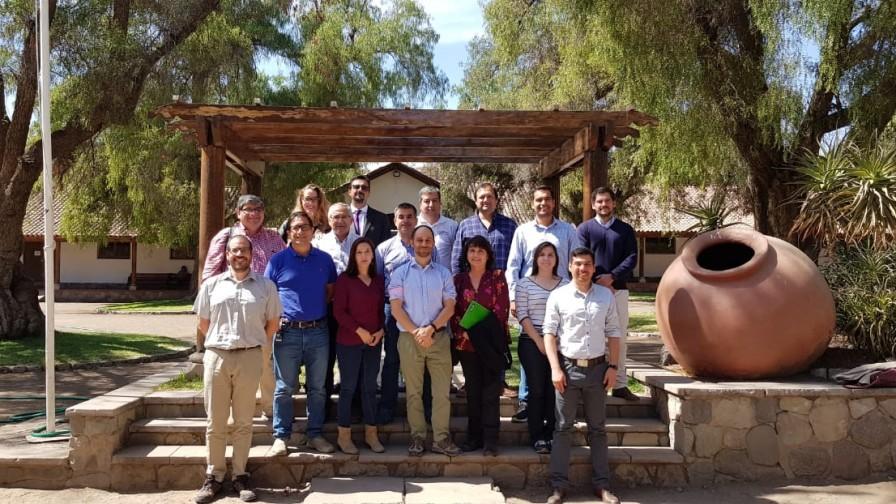CNR define el trabajo del 2019 en comuna de Los Andes