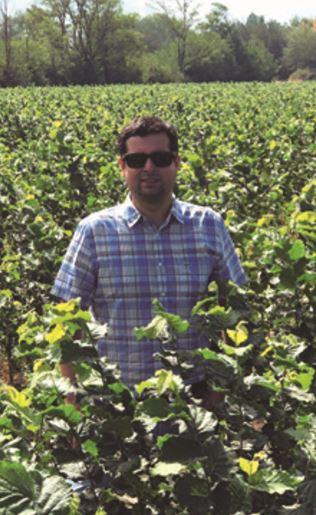 Vivero Cuatro Vientos desarrolla mejoramientos en crecimientos radiculares de sus productos