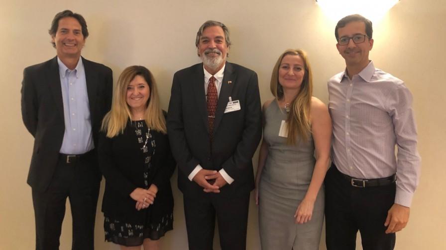 FONTAGRO se reúne con BID para promover la inversión en I+D+i