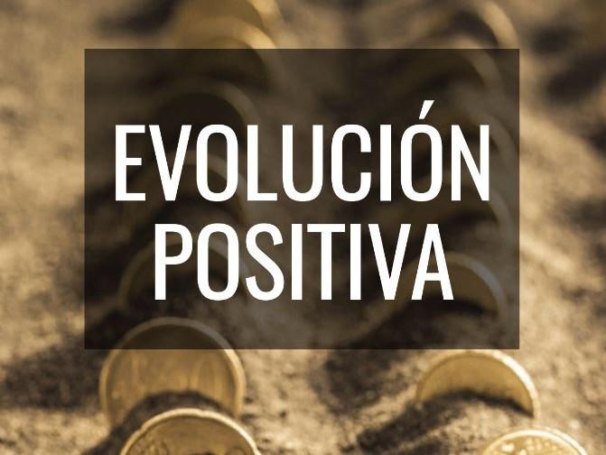 Evolución positiva