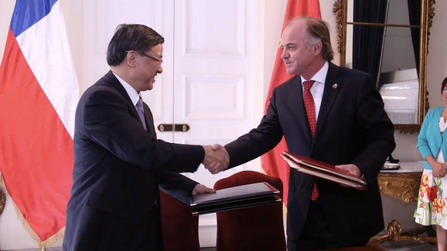 China abre mercado a peras chilenas