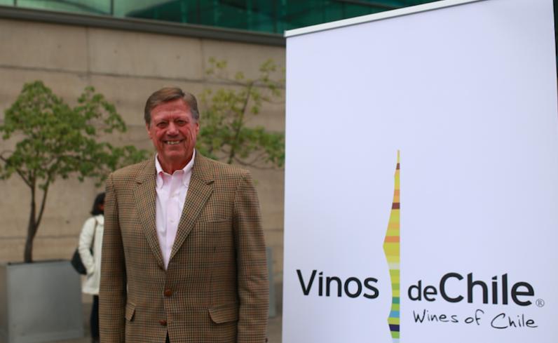Aurelio Montes asume presidencia de Vinos de Chile
