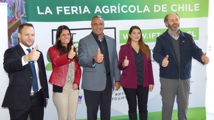 Todo listo para la cuarta versión de IFT-AGRO a realizarse en Talca