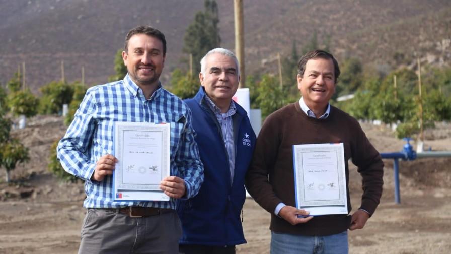 Fondo Concursable fortalecerá gestión de Organizaciones de Usuarios de Agua