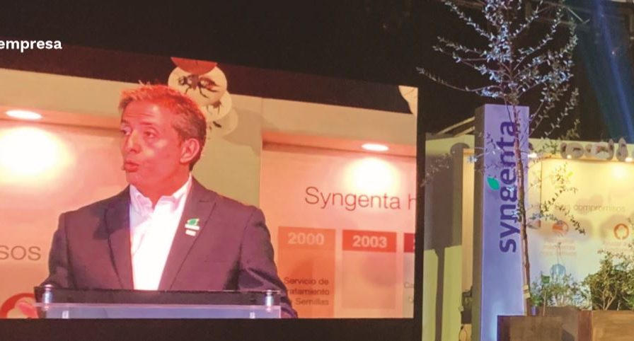 Syngenta presenta las 10  nuevas soluciones para la agricultura chilena