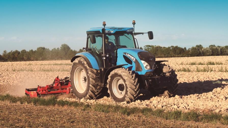 Nueva tecnología agrícola en tractores Landini