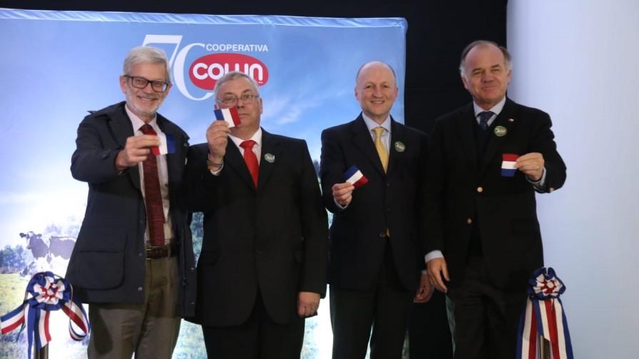 El cooperativismo es la mejor forma de salir adelante: Ministro Walker