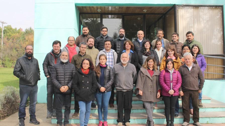 Encuentro sobre Sanidad vegetal responsable con el medioambiente del INIA